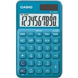 Casio SL-310UC Calculadora de bolsillo, azul
