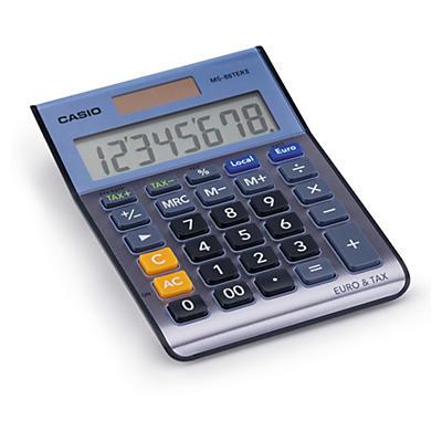 Calculatrice de bureau CASIO® (8 chiffres)##CASIO® Tischrechner (8-stellig)