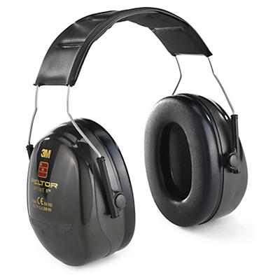 Casque antibruit Optime II 31 dB PELTOR