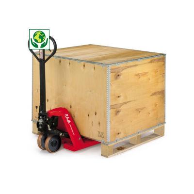 Casse-pallet in legno compensato