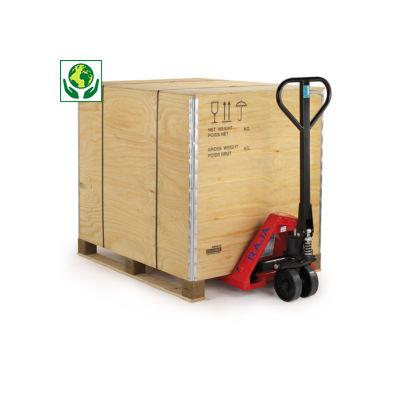 Casse-pallet in legno RAJABOX