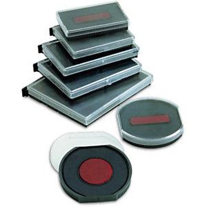 Cassette d'encre pré-encrée E/4924 compatible TRODAT 4924/ 4940 / 4724 / 4740 - Bleu (Lot de 5)