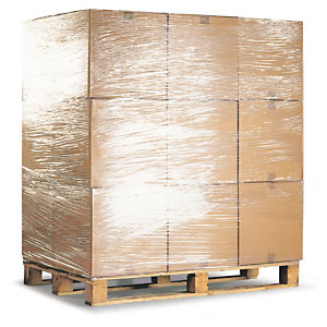 Stretch film can also help when looking to ship heavy and large items
