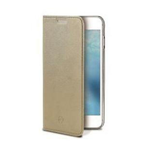 Celly, Custodie, Air case iphone 8 plus/7 plus gold, AIR801GD