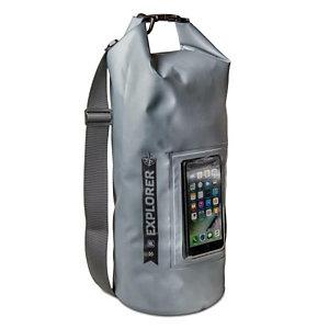 Celly, Custodie impermeabili e sport, Explorer drybag10l up to 6.5 gr, EXPLORER10LGR