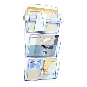 CEP 3 Présentoirs muraux Ice Blue 170 i transparent bleu