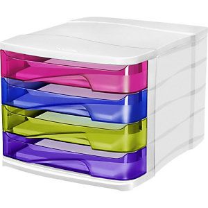 Cep 394 HM Happy Módulo de cajones multicolor