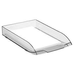 Cep Bac à courrier IceBlack A4 147/2i - Noir transparent