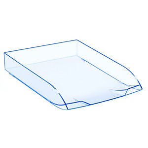 Cep Bac à courrier IceBlue A4 147/2i bleu transparent