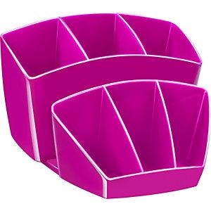 Cep Gloss 580 G Organizador de escritorio rosa elegante