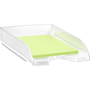 Cep Gloss Vaschetta portacorrispondenza 200+ G Bianco
