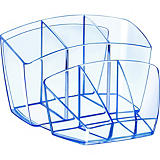 Cep Ice Blue 580 i Organizador de escritorio azul transparente