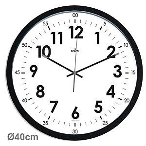 CEP Orologio da parete silent clock orion - Diam.40cm - Cep