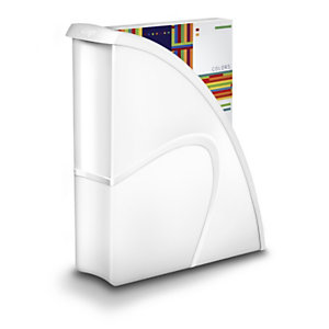 Cep Porte-Revues Gloss - Blanc