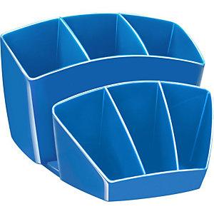 CEP Pot à crayons Gloss 580 G bleu océan