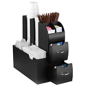Cep Take A Break Contenitore per caffè ed accessori 137 x 320 x 280 mm Polistirene Nero