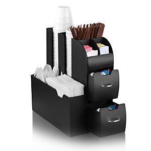 Cep Take A Break Organizador para accesorios y condimentos del café 137 x 320 x 280 mm poliestireno negro