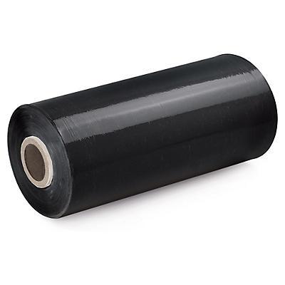 Černé strojní napínací fólie RAJASTRETCH