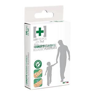 Cerotti assortiti Pharma+ (confezione 100 pezzi)