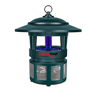 CFG Zanzariera Zanza Trap - verde - con lampada di scorta - CFG