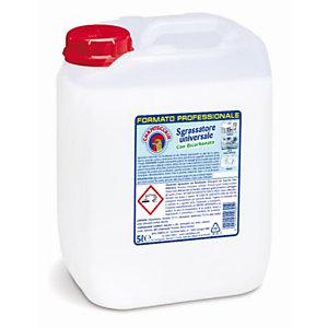 CHANTECLAIR Sgrassatore con bicarbonato, Tanica da 5 litri