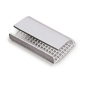 Chape acier semi-ouverte pour tendeur-sertisseur STAPEX