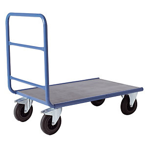 Chariot 1 dossier fixe - charge 500 kg.