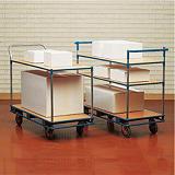 Chariot 3 étages, charge 250 kg##Chariot 3 étages, charge 250 kg
