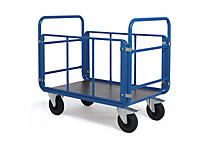 Chariot à côtés tubulaires charge utile 500 kg