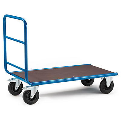 Chariot à côtés tubulaires