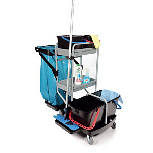 Chariot d'entretien Compact 7 ICA