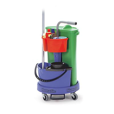 Chariot de nettoyage compact NUMATIC
