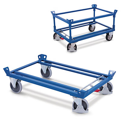 Chariot pour palettes##Onderwagen voor pallets