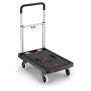 Chariot pliable compact