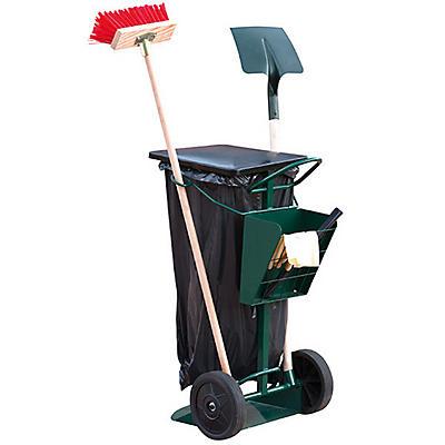 Chariot de propreté et voirie