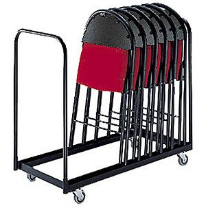 Chariot de rangement pour chaises pliantes Super Confort