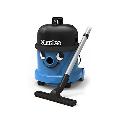 Charles Wet and Dry Cylinder Vacuum Cleaner