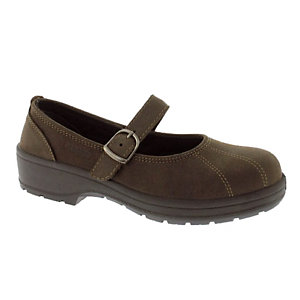 Chaussures de sécurité à boucle Diaman Parade, pointure 39