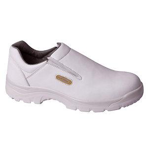 Chaussures de sécurité mixtes agroalimentaire Robion Delta Plus, pointure 41