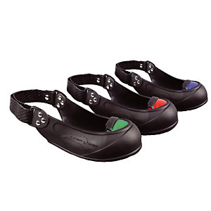 Sur-chaussures de sécurité visiteur avec embout de protection. T. 44 au 50