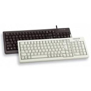 Cherry G84-5200, Alámbrico, USB + PS/2, Negro G84-5200LCMES-2