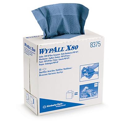 Chiffon Wypall X80 KIMBERLY-CLARK