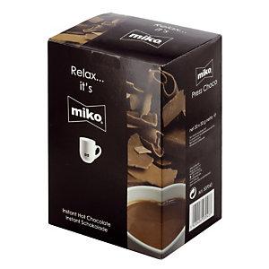 Chocolat en poudre Miko, boîte de 20 sachets