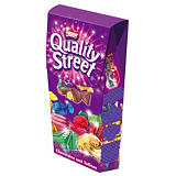 Chocolats Quality Street Nestlé, en boîte de 265 g
