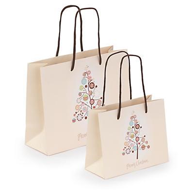 Christmas Matt Laminated Gift Bags