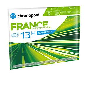 Chronopost Pochette Chrono 13H - 1 kg