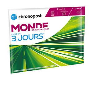 Chronopost Pochette Chrono Express Monde et Outre-Mer - 1 kg