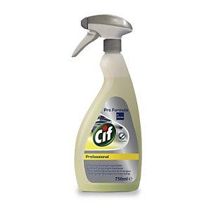 Cif Desengrasante Professional Detergente desengrasante enérgico, 750 ml