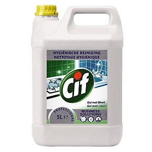 Cif gel met bleekwater 5 L