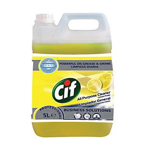 Cif Multiusos limpiador líquido bidón Lemon Fresh 5 l